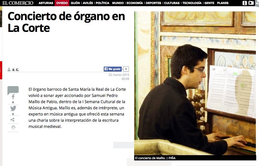 15-03-22-Concierto Organo Jornadas de Musica Antigua