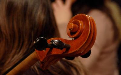 Concierto de la Orquesta de Cámara del CONSMUPA