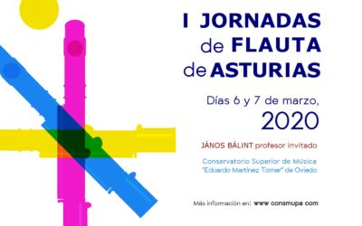 I Jornadas de flauta en Asturias