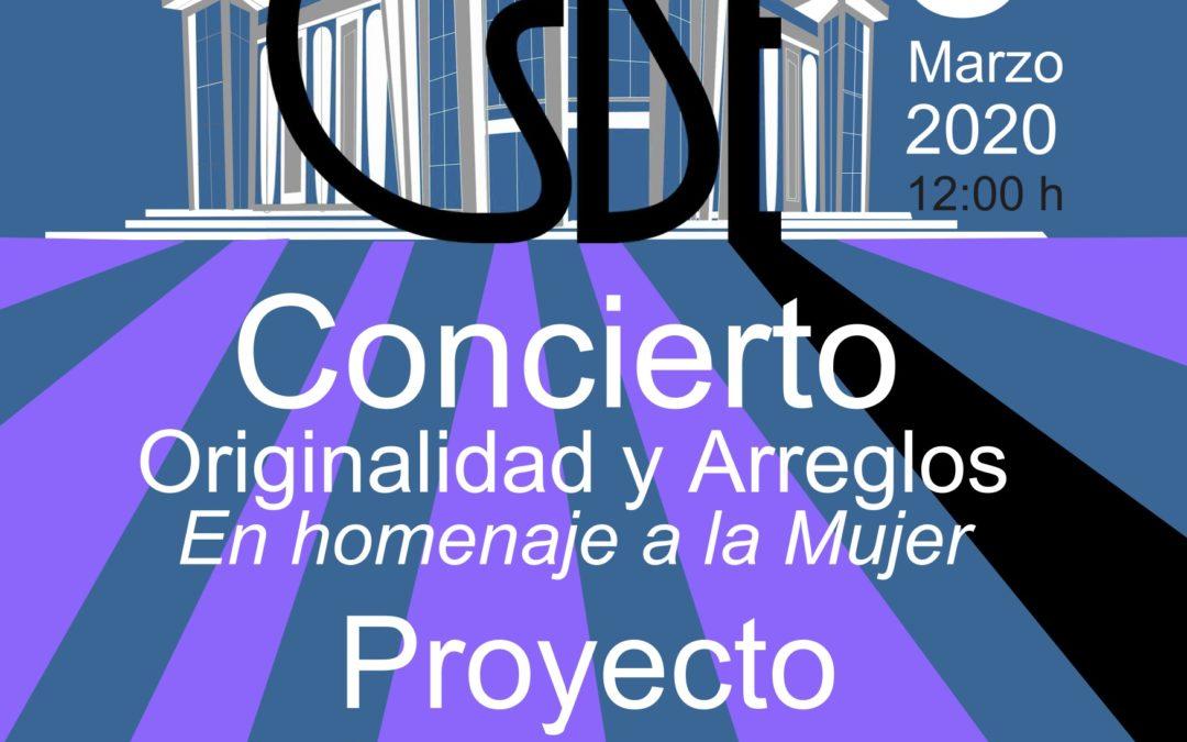 """Concierto """"Originalidad y arreglos"""""""