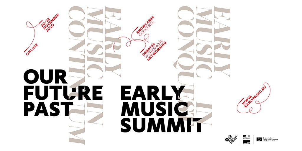 Our future past: Early Music Summit