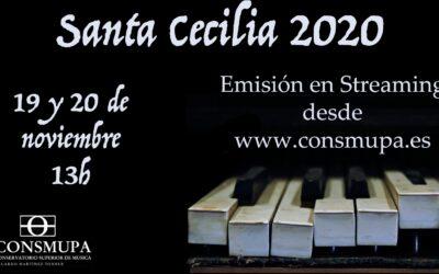 Festividad de Santa Cecilia 2020